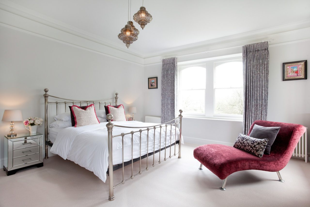 Somerford Road – Master Bedroom
