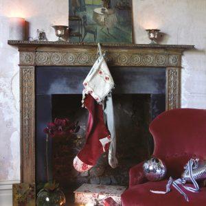 xmas-fireplace